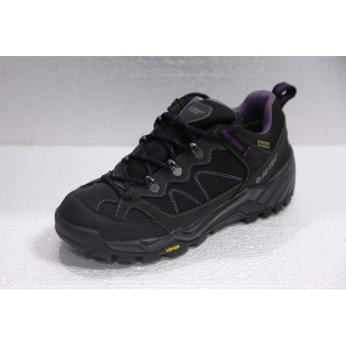 Кроссовки Hi-Tec Trush Black-Violet