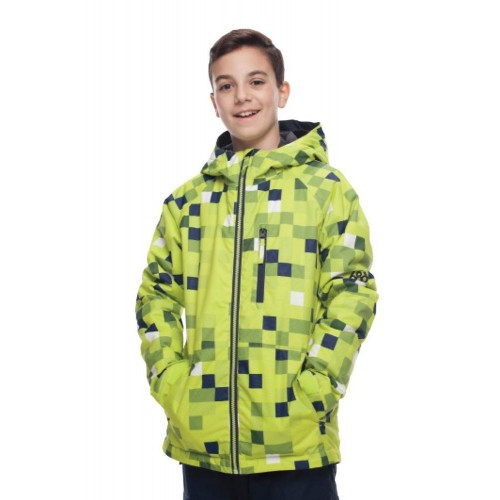 Куртка 686 Jinx Insulated 18/19 Lime Cube