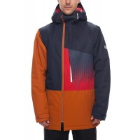 Куртка 686 Icon Insulated 18/19 Navy Colorblock