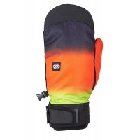 Рукавицы 686 Mountain Mitt Black Dip Dye