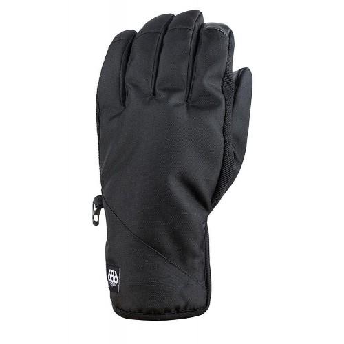 Перчатки 686 Ruckus Pipe Black