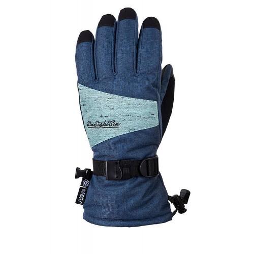 Перчатки 686 Paige Blue Steel