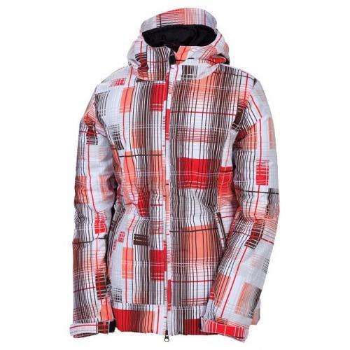 Куртка 686  Mannual Echo Оrchid Рlaid