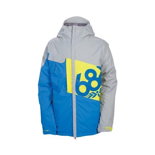 Куртка 686 Iconic Grey