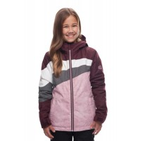 Куртка 686 Ray Insulated 18/19 Wine Melange Colorblock