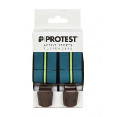 Подтяжки Protest Snake Intense Blue