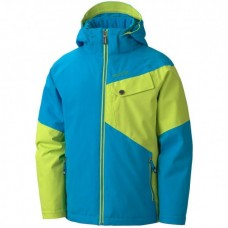 Куртка Marmot Mantra Methyl Blue-Green Lime