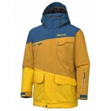 Куртка Marmot Space Walk Blue Ink-Gold Copper-Yellow