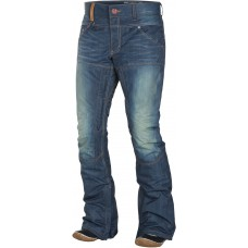Штаны Rehall Rain Printed Blue Denim