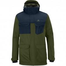 Куртка Salomon Sashay 2L Bayou Green