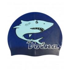 Шапочка для плавания Volna Shark JR (2172-00)