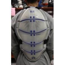 Защита спины Tecno Pro Blue-White