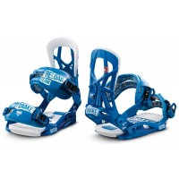 Крепления сноубордические Drake Reload Blue