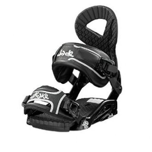 Крепления сноубордические Drake Jade Black
