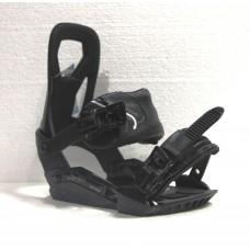 Крепления сноубордические Rage RX 540 Black