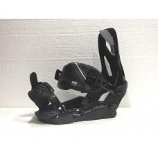 Крепления сноубордические Rage SLR 360 Black