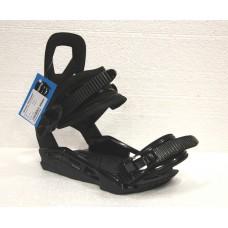 Крепления сноубордические Rage RX 360 Black