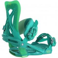 Крепления сноубордические Salomon Nova Green