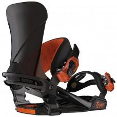 Крепления сноубордические Salomon Trigger Black-Orange