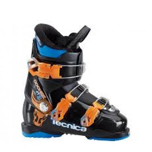 Горнолыжные ботинки Tecnica JT 3 Cochise Black