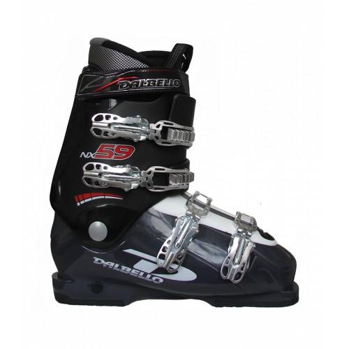 Горнолыжные ботинки Dalbello NX59 Black Тrans-Black