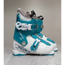 Горнолыжные ботинки Tecnica JT 2 Sheeva White-Blue