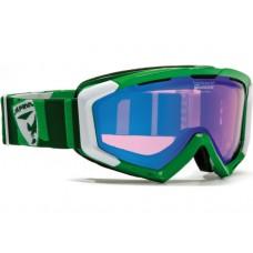 Маска Alpina Panoma QM Green-White