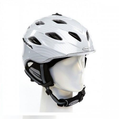 Шлем Alpina Cybric White Carbon