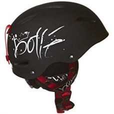 Шлем Bolle B-style Black-Red