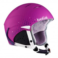 Шлем Bolle Slide Plum-White