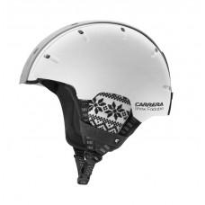 Шлем Carrera Foldable Snow Prem White