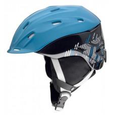 Шлем Carrera Makani Light Blue Shiny