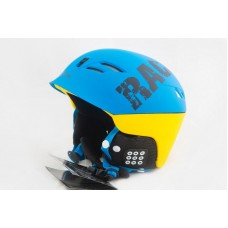 Шлем X-Road PW 930-2 Race Blue/Yellow