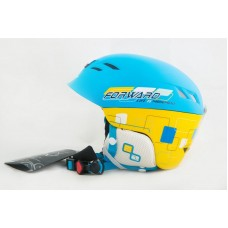 Шлем X-Road PW 930-7 Blue/Yellow