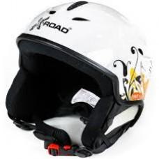Шлем X-Road VS 670 White-Сp