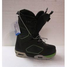 Сноубордические ботинки Salomon Synapse Wide Black-Brown-Folio
