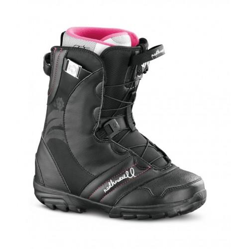 Сноубордические ботинки Northwave Dahlia SL Black