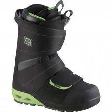 Сноубордические ботинки Salomon F3.0 Black-Green