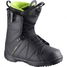 Сноубордические ботинки Salomon Faction Black