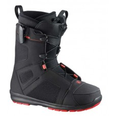 Сноубордические ботинки Salomon Titan Black