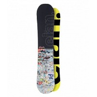 Сноуборд Elan Pop Black-Multicolar 156