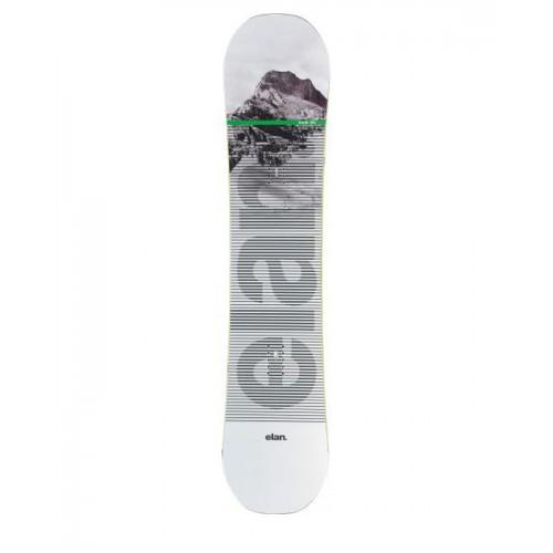 Сноуборд Elan R.A.M. Grey 149