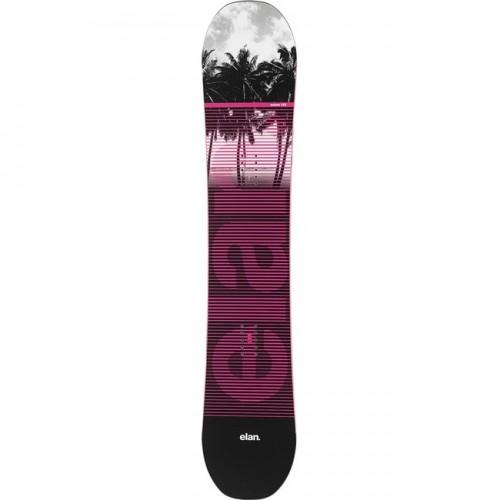 Сноуборд Elan Avrora Pink 143