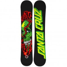Сноуборд Santa Cruz Shred Till Death Green-Black 151