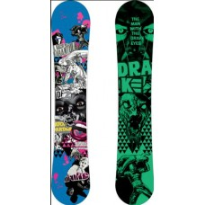 Сноуборд Drake DF2 Wide Blue-Pink 159