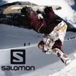 Сноуборды, крепления и ботинки Salomon по акционной цене!