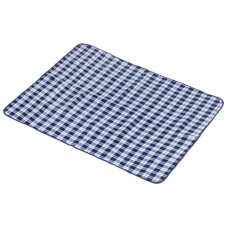 Коврик для пикника KingCamp Picnic Blanket Blue Checkers (KG3710P)