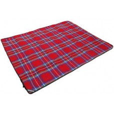 Коврик для пикника KingCamp Picnic Blanket Red Checkers (KG8001)