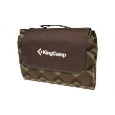Коврик для пикника KingCamp Picnic Blanket Brown (KG4701)