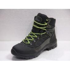 Ботинки DFmountain Hydortex Black-Green